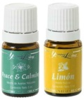 peace and calm y limon young living