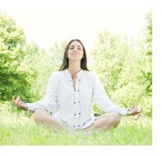 Meditación preventiva alineación de meridianos