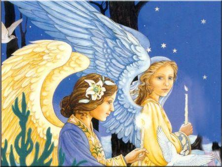 ANGELES VELAS Y MENSAJES