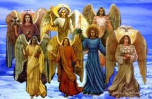 7 arcangeles boletin