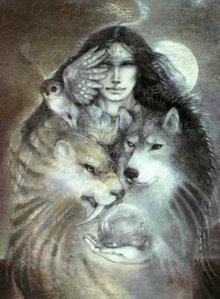 espiritus animales codigos sagrados