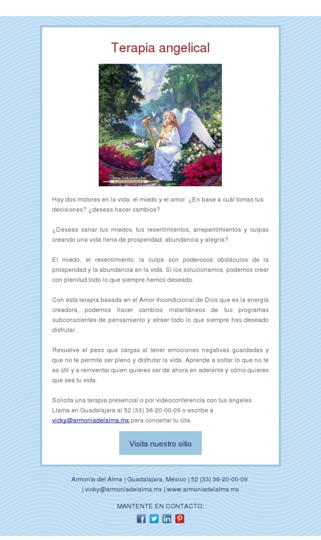 Terapia Angelical 2016-01-15