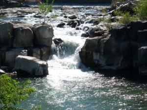fluir rio agua