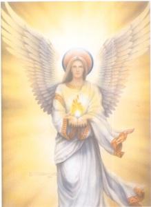 angel de la vida