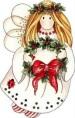 angel navidad