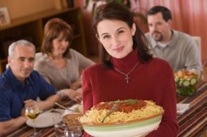 convivencia spaghetti