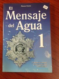 libro mensajes del agua