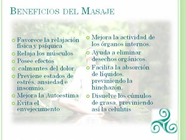 masajes beneficios 2