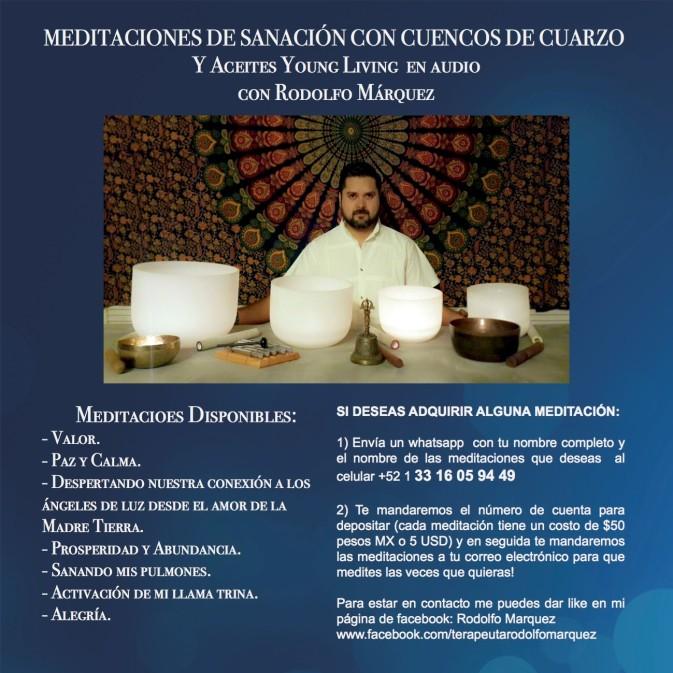 meditaciones con cuencos PUBLICIDAD