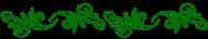 separador verde