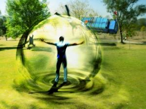 burbuja proteccion