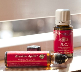 aceite RC breathe again