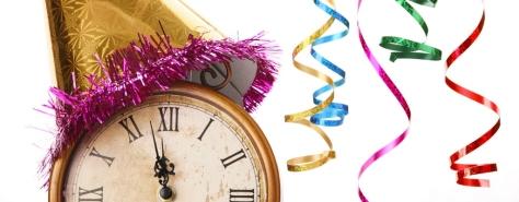 reloj año nuevo