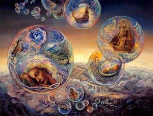 vida burbujas