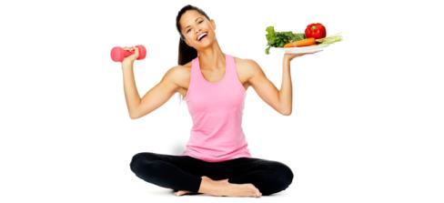 mujer ejercicio salud