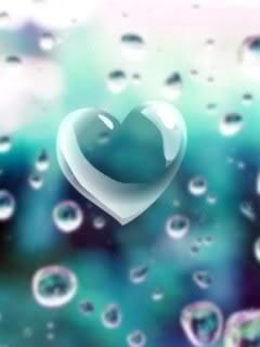 gota corazon