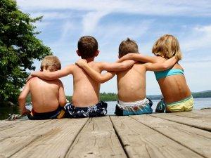 amigos de alma niños
