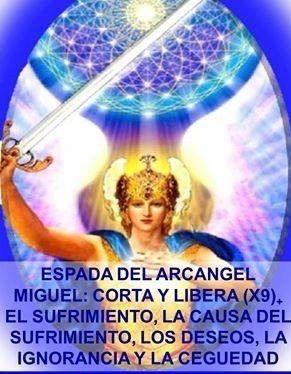 arcangel Miguel corta lazos