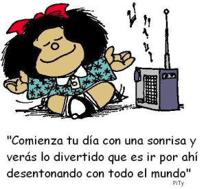 entusiasmo mafalda radio musica