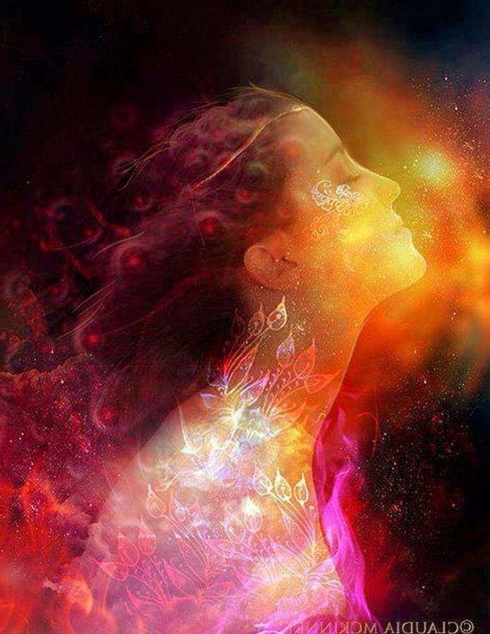 mujer sueños inspiracion meditacion