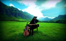 piano cello
