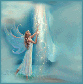 hada angel luz