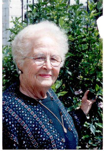 Mi abuelita Panchita 1912-2016 QEPD