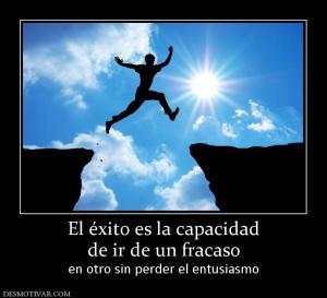 exito-es-la-capacidad-de-ir-de-un-fracaso