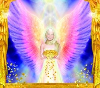 Adquiere meditaciones para crear Abundancia con tus Ángeles